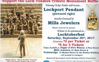 Support the Lock Tender Tribute Monument