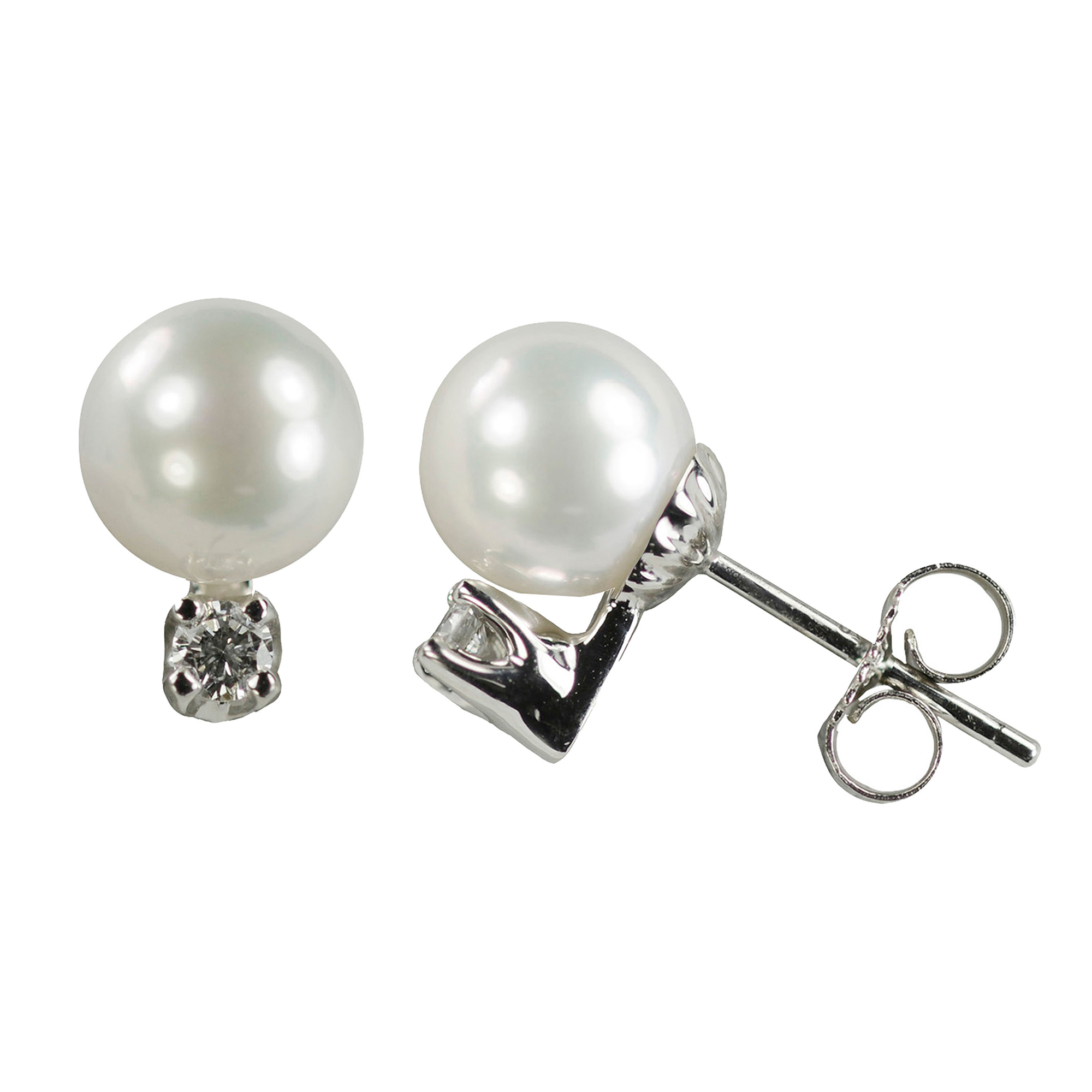sterling jewellery suzette silver pearl cultured freshwater earrings the