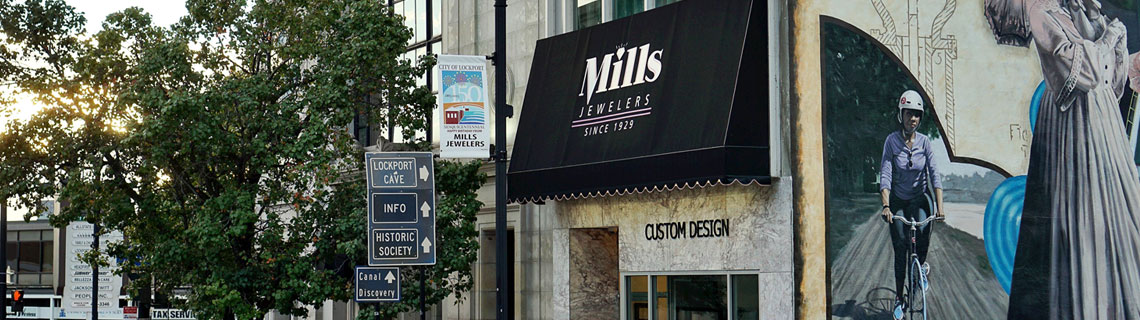 Mills Jewelers - Engagement Rings and Jewelry Lockport Ny