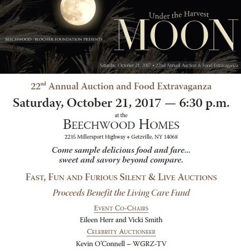 Beechwood Living Care Fund Event