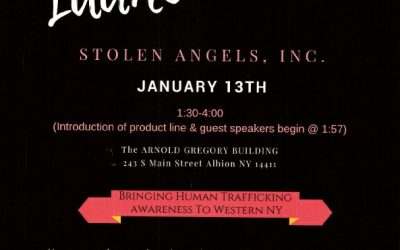 Stolen Angels Launch Party