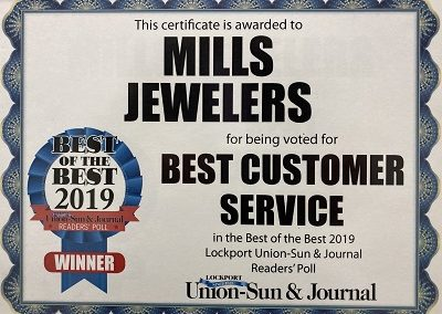 Best Jeweler Lockport Journal 2019