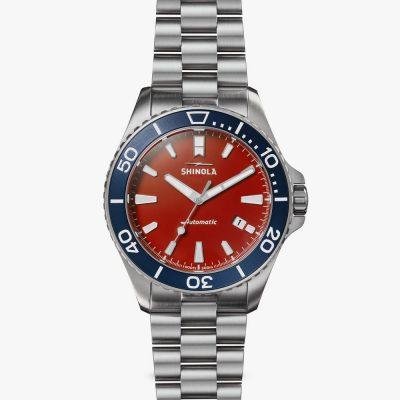 Harbor Monster Automatic, shinola watch