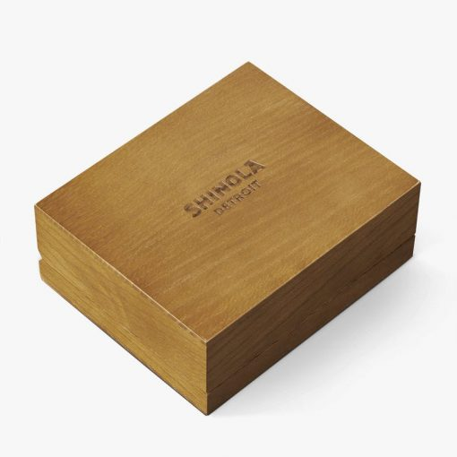 Shinola, Runwell Automatic, Box