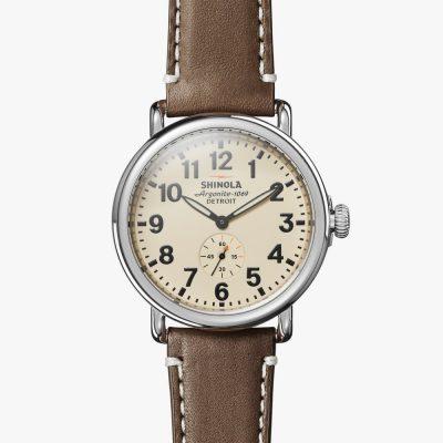 41mm, cream dial